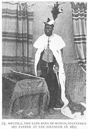 alvaro IV roi du Kongo