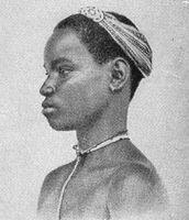 Jeune fille loango